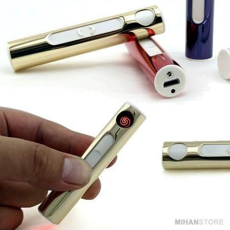فندک شارژی USB طرح Eco Lighter
