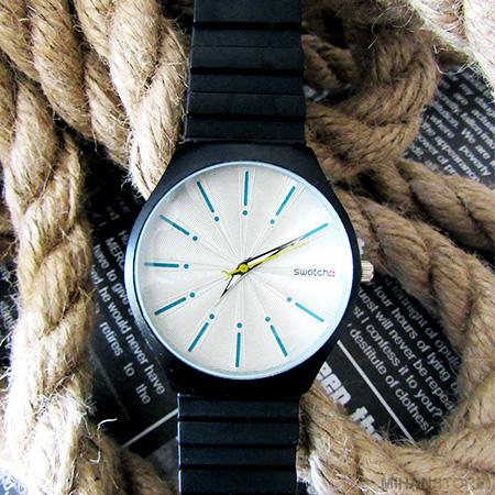 خرید پستی ساعت Swatch مدل Dailly اصل ستوده