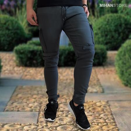 شلوار اسلش مردانه طرح Fashion Men Pants