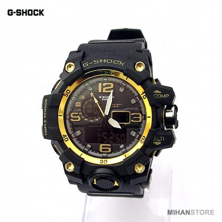 ساعت 2 زمانه کاسیو جی شاک مدل GWG-1000 G-Shock GWG 1000 Wrist Watches