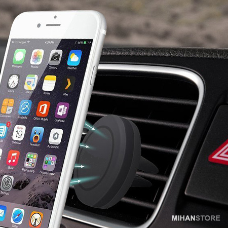 هولدر مغناطیسی موبایل - مخصوص دریچه کولر اتومبیل Mount Holder Magnetic Car Air Vent