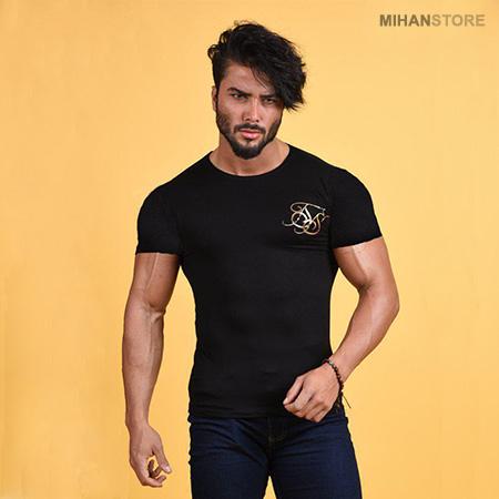خرید ارزان تی شرت مردانه و پسرانه طرح گلدن اس Golden S
