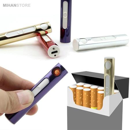 فندک USB طرح Eco Lighter اصل