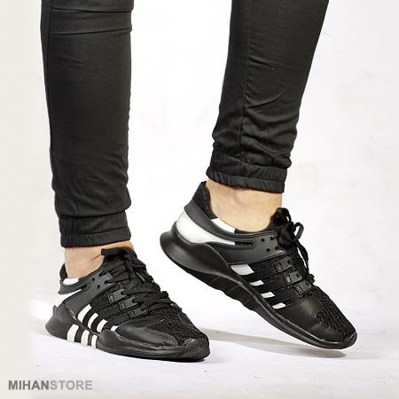کفش آدیداس مردانه و پسرانه اکومنت (مشکی) Adidas Men Equipment