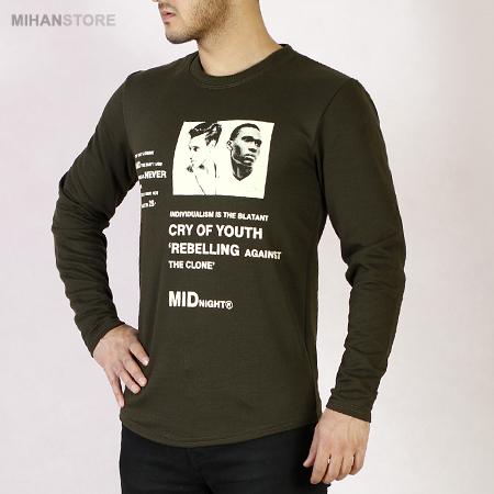 خرید پستی تی شرت آستین بلند کلونه Clone Long Sleeve T-shirts