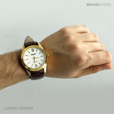 خرید پستی ساعت مچی فندکدار زیپو Zippo Watches