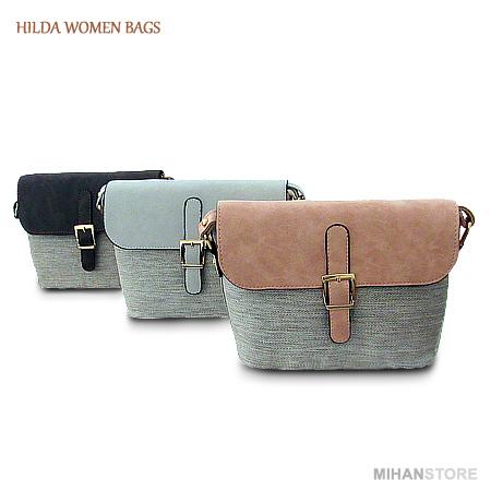 کیف کج زنانه هیلدا Hilda