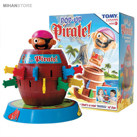 خرید ارزان بازی دزد دریایی بارل Barrel