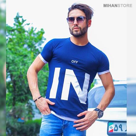 تی شرت مردانه طرح OFF IN Men T-shirts