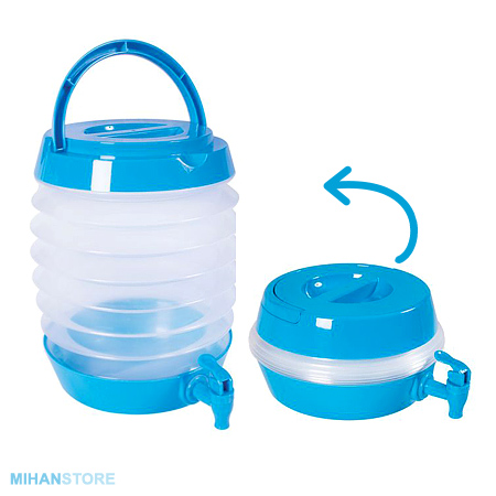 خرید پستی کلمن تاشو Collapsible 5.5 Litre