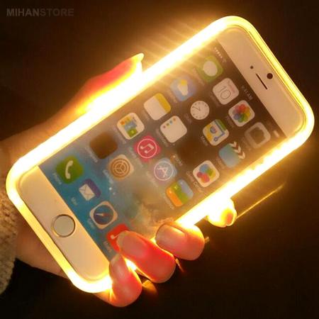 فروشگاه محافظ ژله ای نورانی آیفون iPhone
