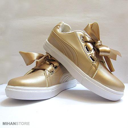 کفش نسکافه ای دخترانه پوما Puma مدل ریمون Rimon