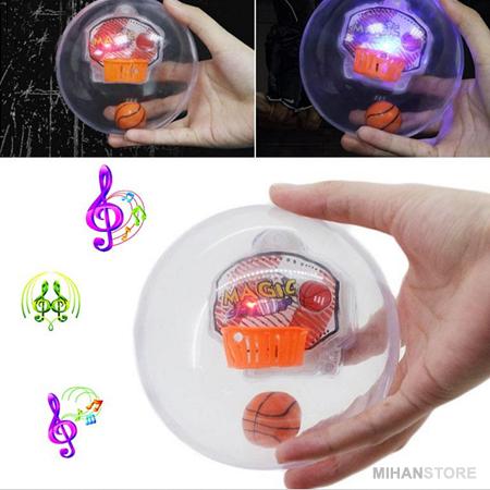 خرید پستی گوی بازی بسکتبال جادویی Rock Ball Toys