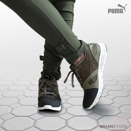 خرید پستی کفش مردانه پوما مدل Trinomic