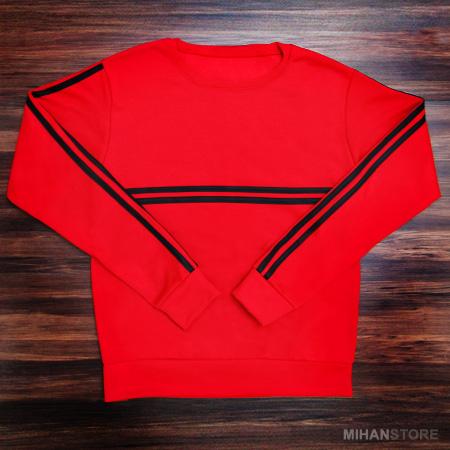 تی شرت آستین بلند Kargo <رنگ قرمز>