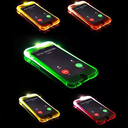 محافظ ژله ای نورانی آیفون iPhone اصل