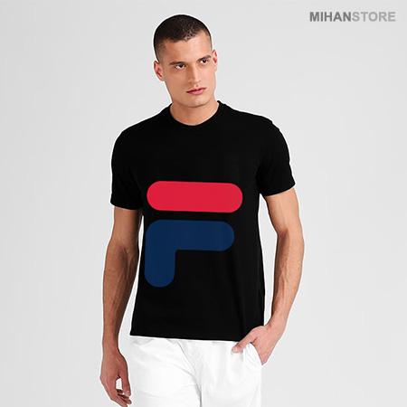 تی شرت مردانه فیلا Fila طرح بیگ BiG