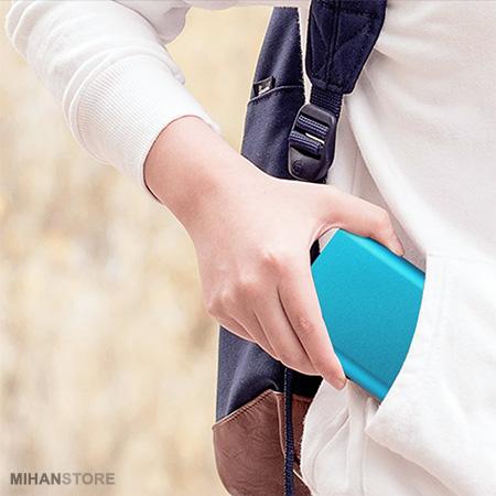 پاوربانک طرح شیائومی Xiaomi ظرفیت 10000mAh (ظرفیت تضمینی 5000mAh)  ستوده