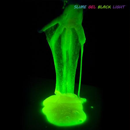 خمیر بازی اسلایم Black Light