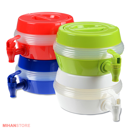 کلمن تاشو 5 لیتر Collapsible 5.5 Litre
