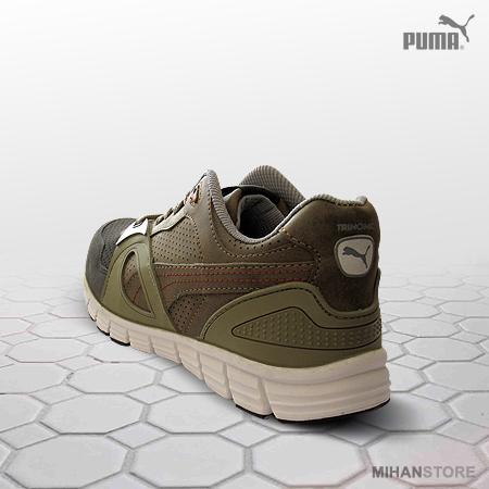 کفش مردانه و پسرانه پوما مدل ترینومیک