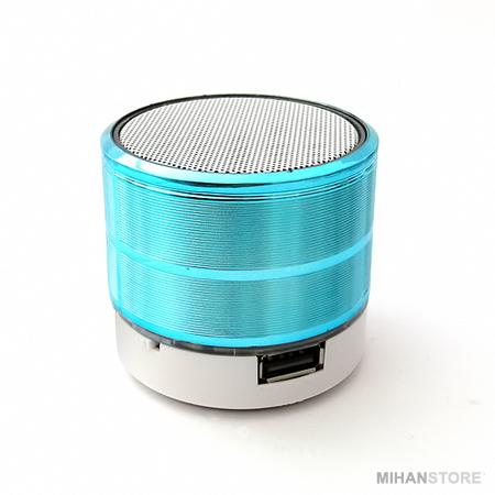 اسپیکر بلوتوثی آنجل Angel Mini Blue Tooth Speaker
