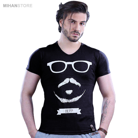 تی شرت مردانه طرح Depp T-Shirts