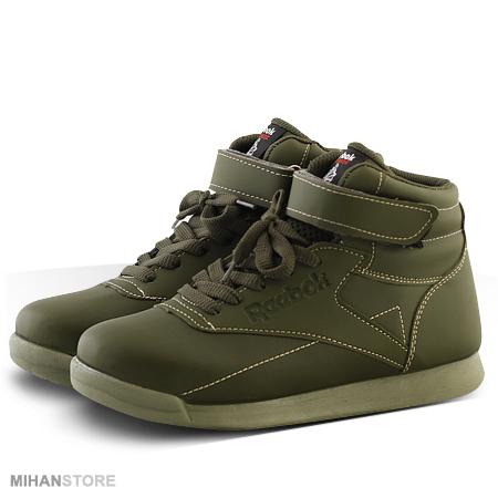 خرید پستی کفش دخترانه و زنانه ساقدار ریبوک Reebok مدل گرین Green