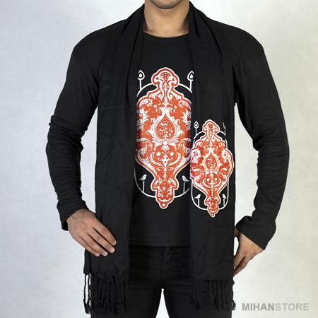 خرید ست تی شرت و شال محرم ویژه محرم 1397