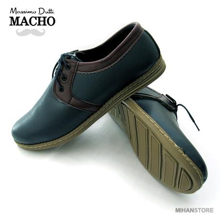 کفش مردانه مجلسی ماسیمو دوتی Massimo Dutti مدل ماچو Macho