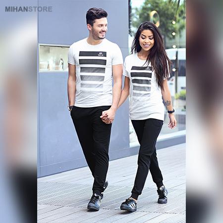 ست تی شرت مردانه و زنانه هوگو باس Hugo Boss