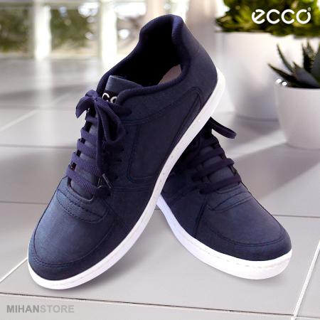 خرید پستی کفش مردانه اکو Ecco طرح جین