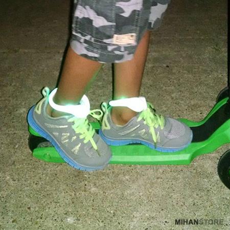 خرید ارزان ال ای دی کفش LED Shoe Lights