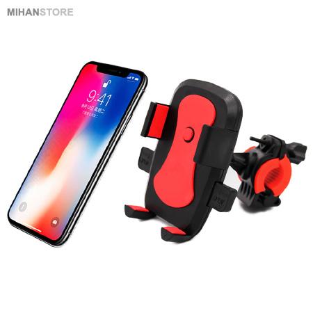 نگهدارنده موبایل موتور سیکلت و دوچرخه Bicycle Phone Holder